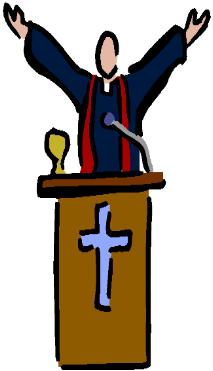 Pastor clipart